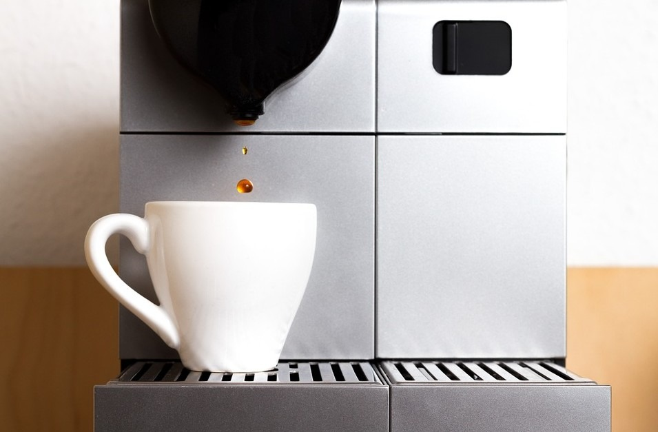 an instant coffee maker